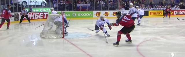 Kanada besiegt die USA bei der Eishockey-WM