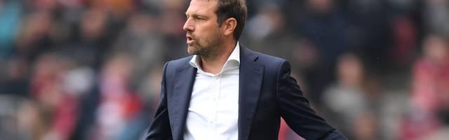 Markus Weinzierl hat als Trainer nie höher verloren