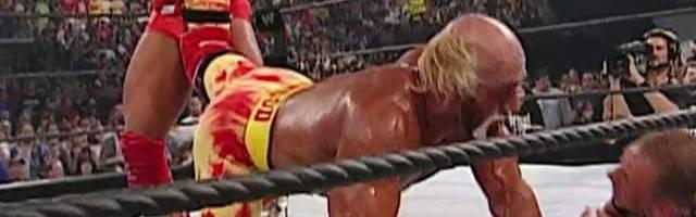 WWE Top 10: Undertaker, Cena, Hogan - diese Stars zwang Kurt Angle zur Aufgabe