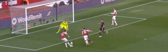 FC Arsenal - FC Everton (2:0): Tore und Highlights im Video | Premier League