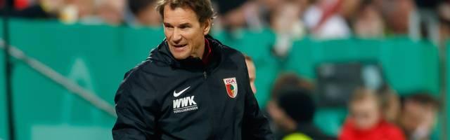 Jens Lehmann war zuletzt als Co-Trainer beim FC Augsburg tätig
