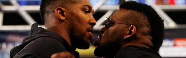 Boxen: Anthony Joshua vs. Jarrell Miller - Streit und Verbal-Duell bei PK
