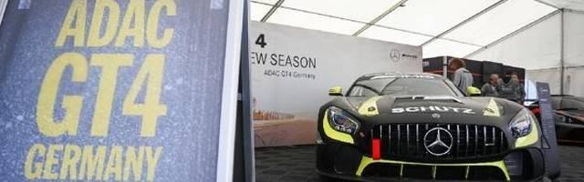 Die GT4 Germany führt kommt mit zwei zusätzlichen Meisterschaften daher