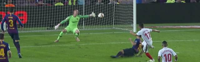 FC Barcelona - FC Sevilla (4:2) - Tore und Highlights im Video | La Liga