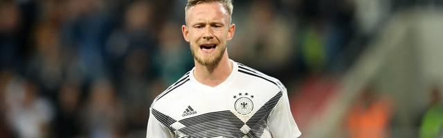 Cedric Teuchert hat sich bei der deutschen U21 verletzt