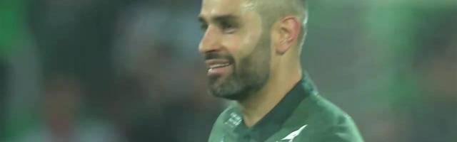 AS Saint-Etienne - OGC Nizza (1:0): Tore und Highlights im Video | Ligue 1