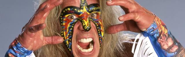 Der Ultimate Warrior durfte bei WWE sogar Hulk Hogan klar besiegen