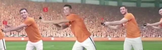 Cristiano Ronaldo: CR7 mit irrem Tanz bei Werbung für Shopping-App