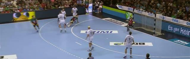 SC Magedeburg - THW Kiel ( 35:30) - Tore und Highlights im Video | HBL