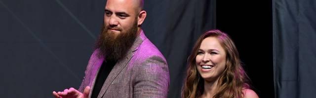 Ronda Rousey und Ehemann Travis Browne wollen eine Familie gründen