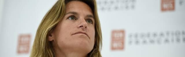 Amelie Mauresmo wird nicht Kapitänin des französischen Davis-Cup-Teams