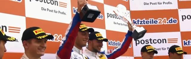 ADAC GT Masters: Titelverteidiger Callway mit neuer Fahrerpaarung
