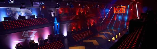 Die StarLadder zeigte in der Vergangenheit schon futuristische PUBG-Bühnen