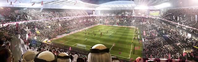 Die WM 2022 stegt im Winter in Katar