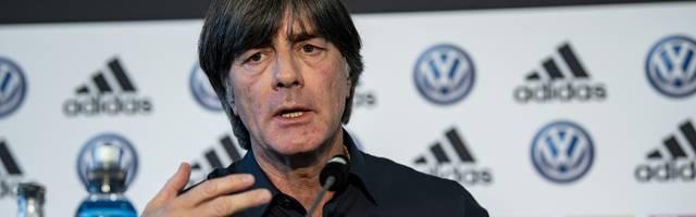 Joachim Löw ist seit 2006 Bundestrainer der deutschen Nationalmannschaft