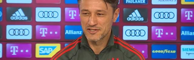 FC Bayern: Niko Kovac kündigt Besuch auf Wiesn an und lobt James