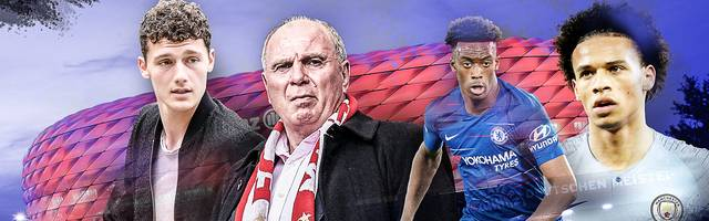 Uli Hoeneß hat im CHECK24 Doppelpass einen spektakulären Transfersommer des FC Bayern angedeutet