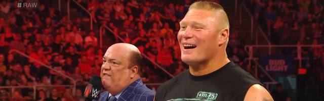 Brock Lesnar erklärt Pläne nach Koffergewinn bei WWE Money in The Bank