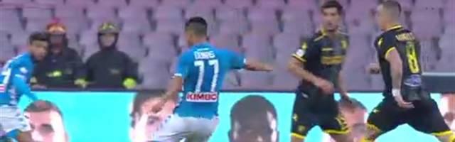 SSC Neapel - Frosinone Calcio  (4:0) - Tore und Highlights im Video | Serie A