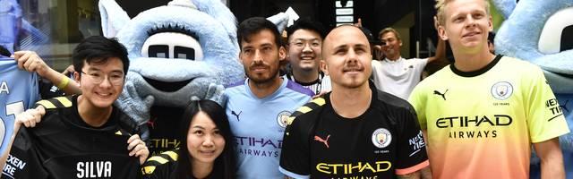 Manchester City: Chinesen werfen Klub Arroganz bei China-Reise vor, Manchester City bereist in der Saisonvorbereitung auch China