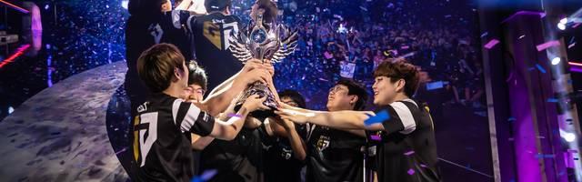 Die eSports-Organisation Gen.G hat erneut ihre Klasse in Heroes oft he Storm unter Beweis gestellt und sich zum Weltmeister 2018 gekrönt