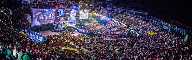 eSports-Events gewinnen immer mehr an gesellschaftlicher Bedeutung