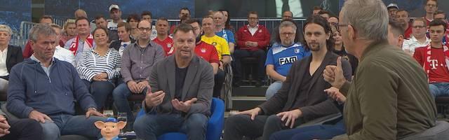 Im Doppelpass kritisiert Reinhold Beckmann Bayern-Boss Karl-Heinz Rummenigge