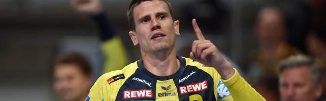 Andy Schmid erzielte zehn Sekunden vor Spielende den entscheidenden Treffer für die Rhein-Neckar Löwen