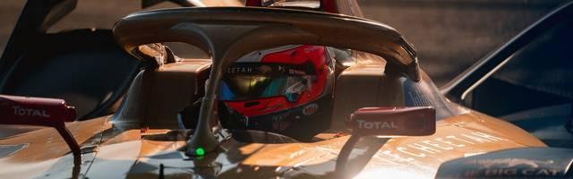 Jean-Eric Vergne verteidigt als erster Rennfahrer den Titel in der Formel E erfolgreich