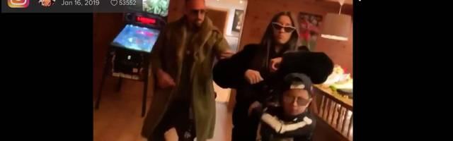 FC Bayern: Franck Ribery feiert Geburtstag von Tochter und tanzt