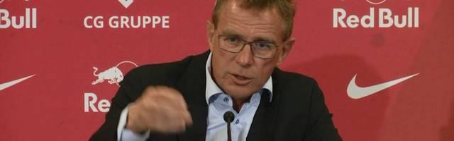 RB Leipzig: Ralf Rangnick erneuert Kritik an seiner  Mannschaft