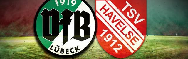 Der VfB Lübeck empfängt in der Regionalliga Nord den TSV Havelse