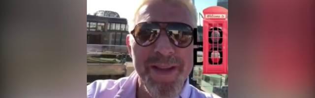 Boris Becker: Instagram-User hat einen Rapper in der Tennis-Legende erkannt