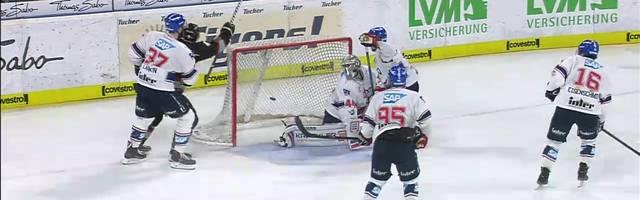 Thomas Sabo Ice Tigers gewinnen in der Overtime gegen Adler Mannheim