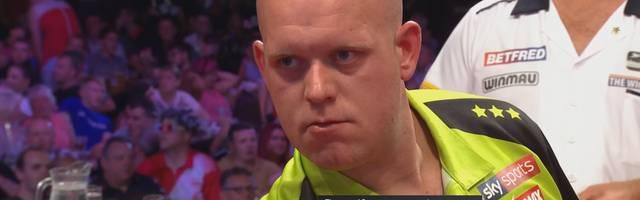 Michael van Gerwen - Steve Beaton (10:6) | Darts World Matchplay | Erste Runde