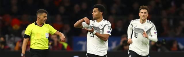 Netherlands v Germany - UEFA EURO 2020 Qualifier