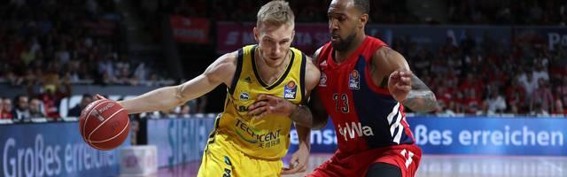Basketball, BBL: FC Bayern verliert Williams, Booker und Jovic