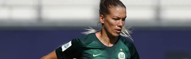 Champions League: Lara Dickenmann von VfL Wolfsburg fehlt monatelang