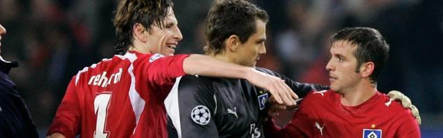 Rafael van der Vaart und Co. gelang mit dem HSV 2006 eine Aufholjagd gegen ZSKA Moskau