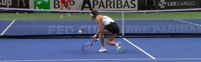 Julia Görges und Andrea Petkovic gewinnen ihre Fed Cup Begegnungen