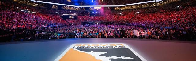 Die Overwatch League feierte beim Finale in New York einen krönendes Debüt