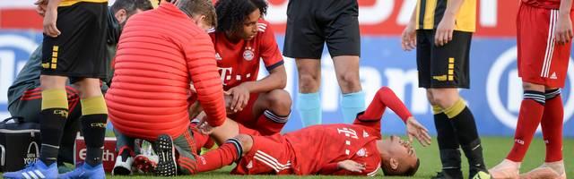 Oliver Batista Meier (M.) wird dem FC Bayern länger fehlen