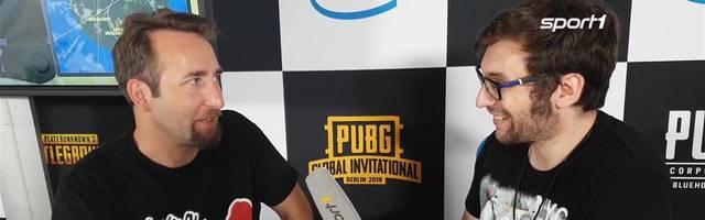 PUBG-Legende Brendan Greene spricht über das PUBG Invitational in Berlin