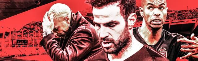 Thierry Henry, AS Monaco, Cesc Fabregas, Naldo