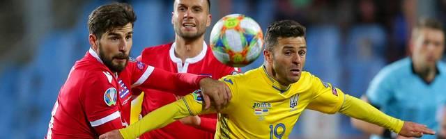 Der Einsatz von Junior Moraes (r.) könnte der Ukraine reichlich Ärger einbringen