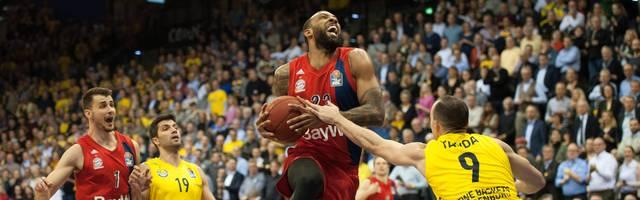 BBL: EWE Baskets Oldenburg vs FC Bayern München Basketball