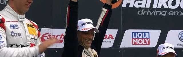 Harald Proczyk ist neuer Meister in der ADAC TCR Germany