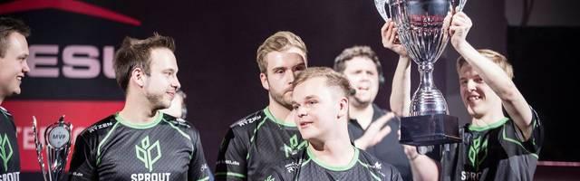 Sprout ist der amtierende CS:GO-Meister in Deutschland