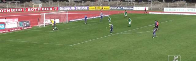 Regionalliga Bayern: 34. Spieltag Highlights