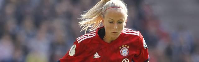 VfL Wolfsburg Women's v FC Bayern Muenchen Women's - Women's DFB Cup Final